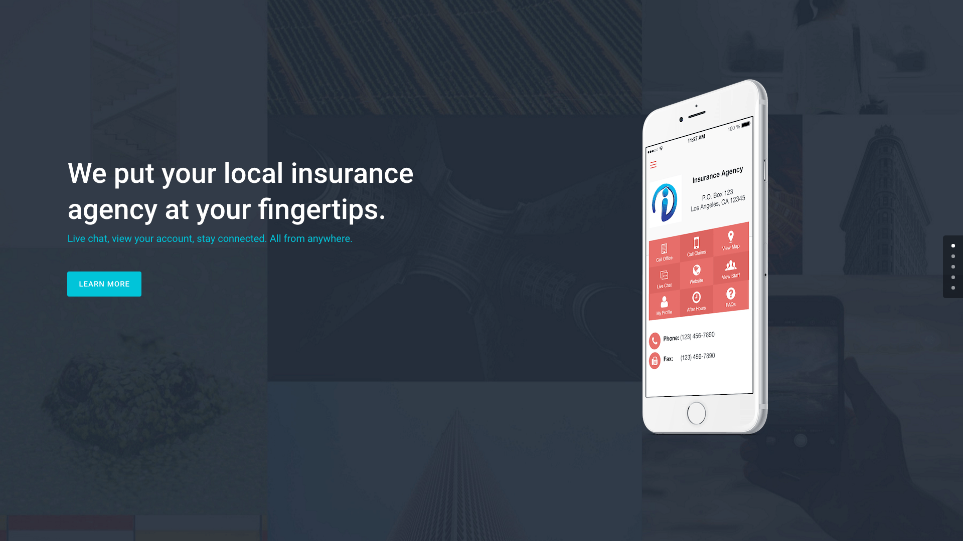 Insurance Connect App